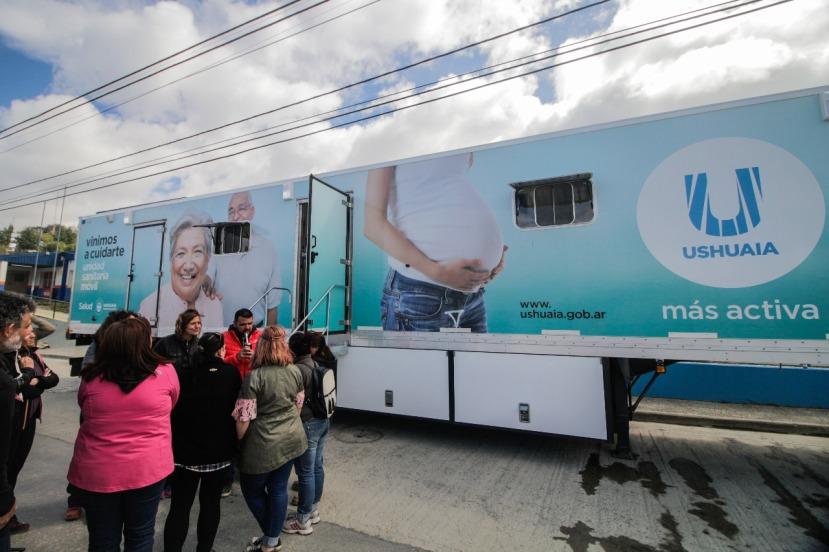 camion sanitario