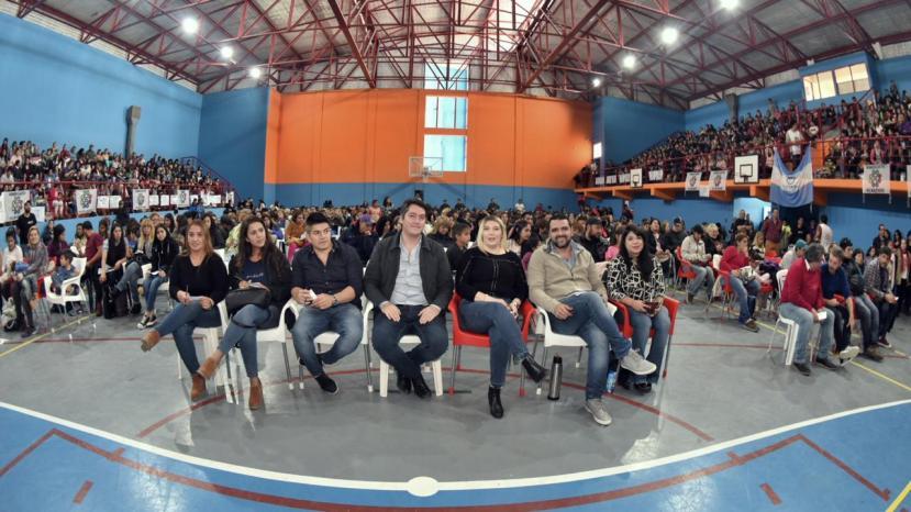 Encuentro en Rio Grande 1
