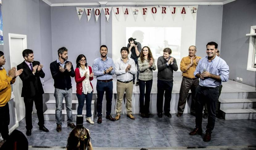 Presentación-Candidatos-Forja-Ushuaia-Ventura-Melella X