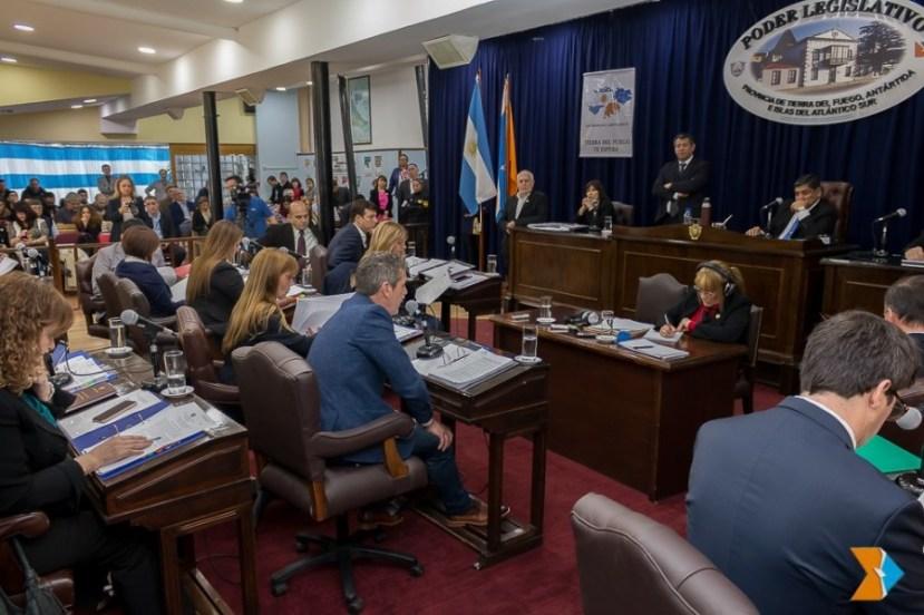 sesion legislatra