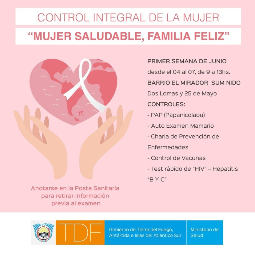 control mujer