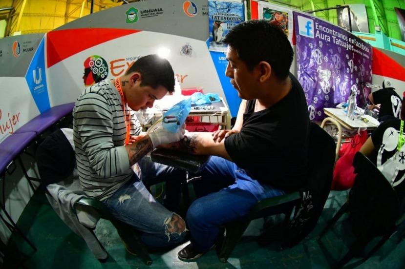Convención tatuadores